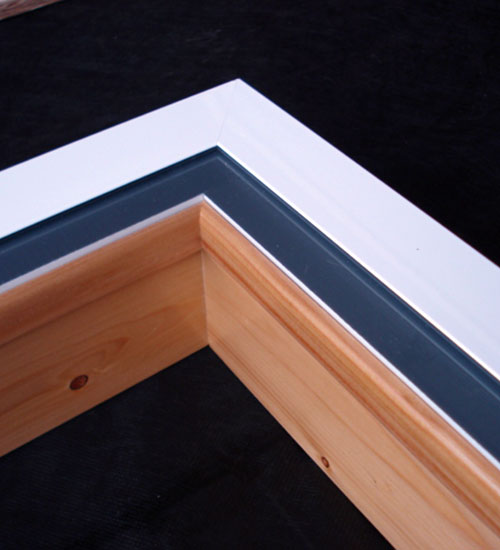 Lanzarote skylight Claraboya España frame wood